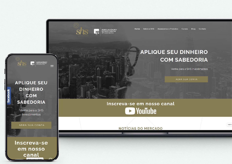 websites profissionais
